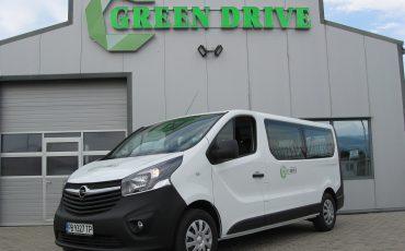 Пътнически бус Opel Vivaro 8+1