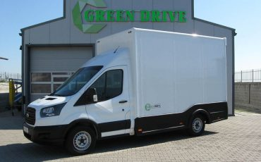 Freight bus Ford Transit
