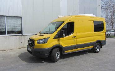 Кемпер Ford Transit